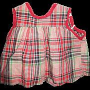 Vintage Doll Dress 1950's