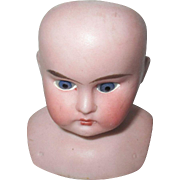 Antique Ernst Heubach Doll Head for your Doll