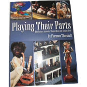 Playing Their Parts Book by Florence Theriault