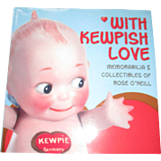 With Kewpish Love Memorabilia & Collectibles of Rose o'Neill Book