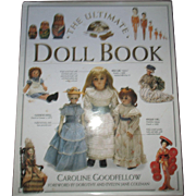 The Ultimate Doll Book By Caroline Goodfellow