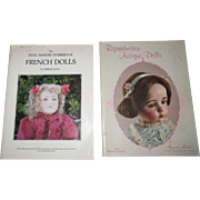 Two Books The Doll Makers Workshop French Dolls and Reproduction Antique Dolls.