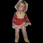 Vintage Hard Plastic Doll - Red Tag Sale Item