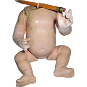 Baby Composition Doll Body