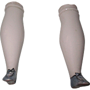 Vintage Porcelain Doll Legs For Your Doll