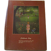 Children's Day Prints By Edna Eicke