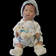 """Schoenhut 16"""" Baby Boy Doll"""