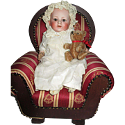 Antique Baby Nippon Doll