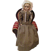 Antique Mystery Doll