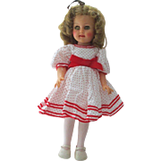 Vintage Shirley Temple Ideal Doll