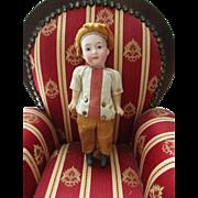 Antique heubach Boy Doll