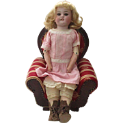 Antique Simon & Halbig German 1080 Doll