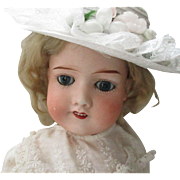 Antique Tanagra Perle Depose Doll