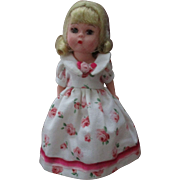 Vintage Madame Alexander Summer Season Doll