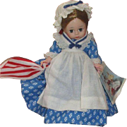 Vintage Madame Alexander Betsy Ross Doll