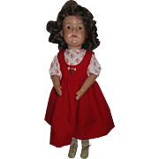 Antique Schoenhut Girl Doll