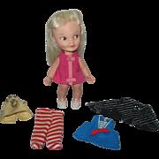 Vintage Remco Heidi Doll