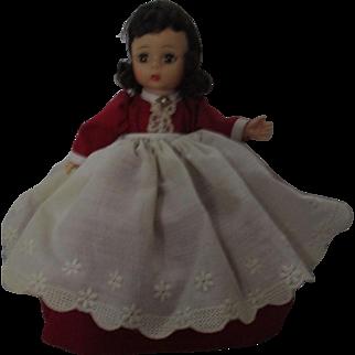 Vintage Madame Alexander Marme Doll