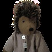 Vintage Hedgehog German Bear