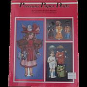 Precious Paper Dolls Book Cynthia Erfurt Musser