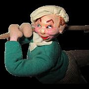 Vintage Klumpe Doll