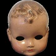 Vintage F & B Doll Head