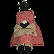 Vintage Cloth Doll.