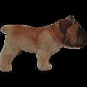Vintage Mohair Dog