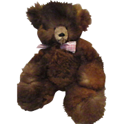 Vintage Mink Bear