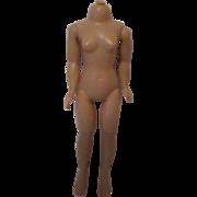 Vintage Jill Doll Body