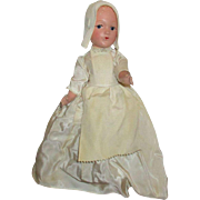 Vintage Composition Doll in her Original Outfit