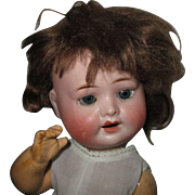 Antique bisque Theodor Recknagel Doll