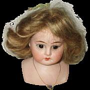 Antique Ernest Heubach Doll Head