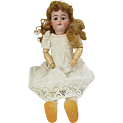 Antique German Kestner 168 Doll