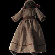 Vintage Mildred Clark Cloth Doll