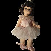 Vintage Madame Alexander Ballerina Doll.