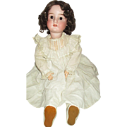 Antique Pansy IV Doll