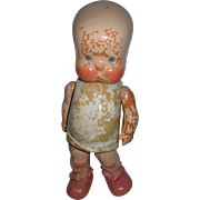 Vintage Composition Hebe Shebe Doll