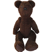 Vintage Brown Teddy Bear