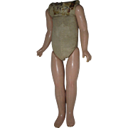 Vintage Cloth and Composition Doll Body
