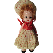 Vintage Knickerbocker Doll