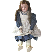 Antique Armand Marseille 370, AM 370 AM-6-DEP Doll. Made in Germany