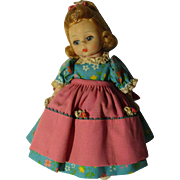 Vintage Madame Alexander Doll Mary Mary