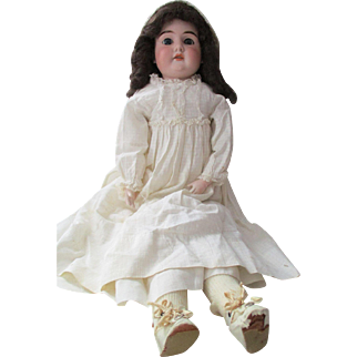 Antique Armand Marseille 1776 AM COD 8 DEP Doll