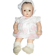 Vintage Composition Baby Georgene Doll