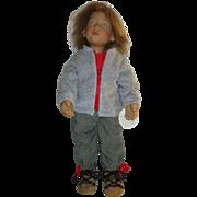 Vintage Annette Himstedt Willi Doll