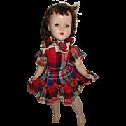 Vintage Walker Doll