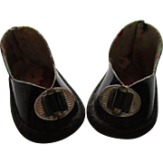 Vintage Germany Doll Shoes