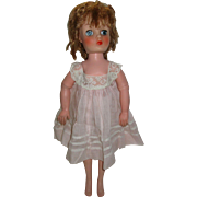 Vintage Horsman Rubber Fashion Doll