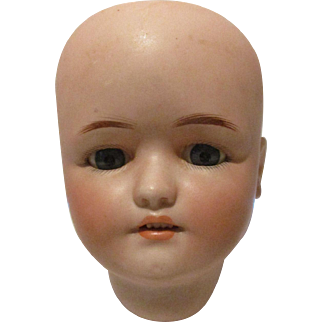 Antique German Doll Head Number 10